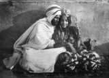 Lehnert & Landrock: Rudolf Franz Lehnert (Czech) and Ernst Heinrich Landrock (German) had a photographic company based in Tunis, Cairo and Leipzig before World War II. They specialised in somewhat risque Orientalist images of young Arab and Bedouin women, often dancers.